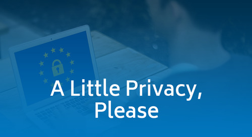 A Little Privacy, Please: Why ISO 27018 Can Benefit Organizations Seeking to Comply With the GDPR