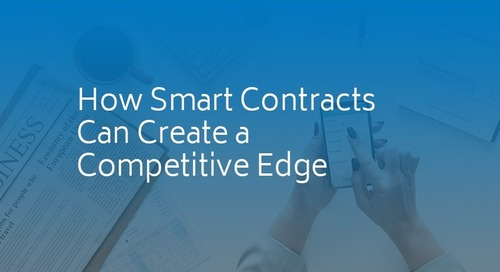 How Smart Contracts Can Create a Competitive Edge