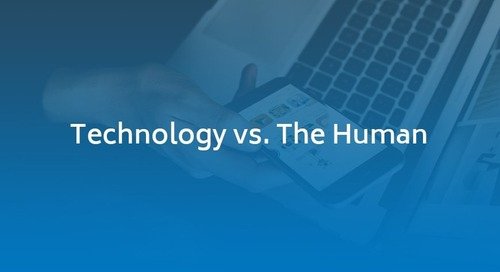 Technology vs. The Human