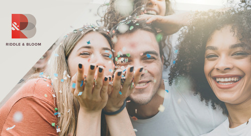 Research from Riddle & Bloom Helps Brands Engage Gen Z During the Pandemic