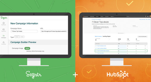 Sigstr Metrics in HubSpot: Measure the Impact of Your Email Signatures