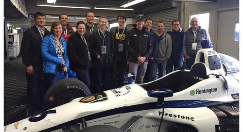 Speed, Risk, Reward: The Indy 500 & SaaS Startups