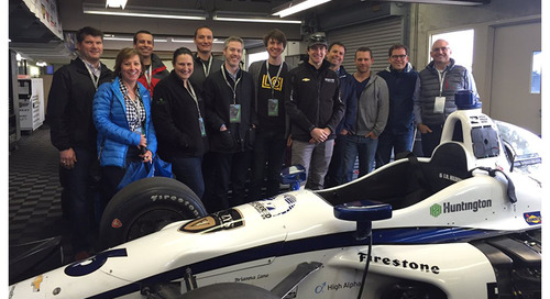 Speed, Risk, Reward: The Indy 500 & SaaS Startups