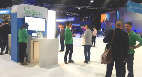 #CNX16: A Successful Day 1 and Ready for Day 2