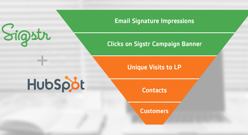 Easily Connect Sigstr to Your HubSpot Campaigns