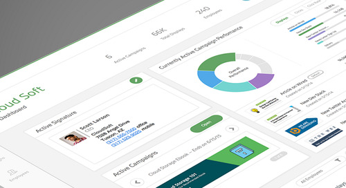 New Sigstr Features and Functionality