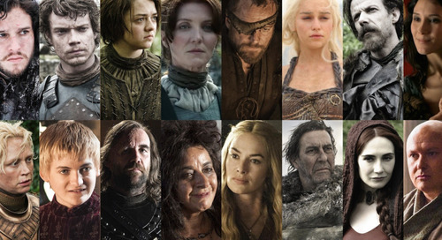 If Game of Thrones Characters Had Email Signatures