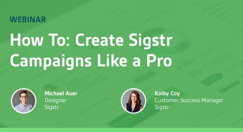 Design Creative Email Signatures Like a Pro