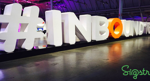 INBOUND 2016: The Year of Conference Connections