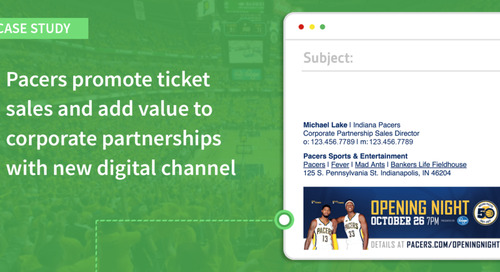 Sigstr Case Study: Indiana Pacers