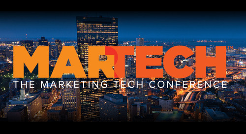 2017 MarTech Conference: Must-Attend Sessions and Takeaways
