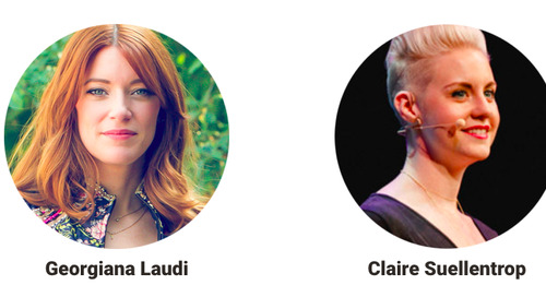 How Claire Suellentrop and Georgiana Laudi are Re-thinking the Modern Marketing Funnel