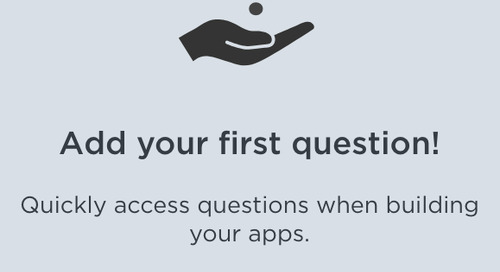 Qualify Leads More Effectively with SnapApp's Question Bank