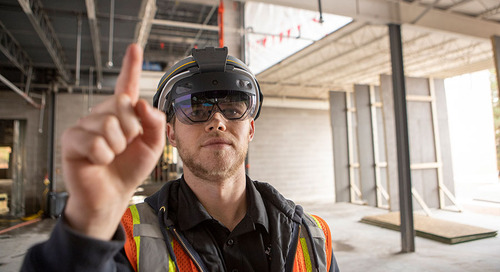 SNIPS Magazine: Trimble's X10 with HoloLens 2 is the future of construction management