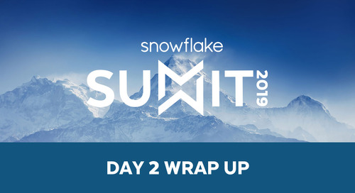 What's Happening at Snowflake Summit: Tuesday