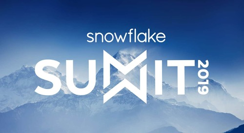 Why Snowflake Summit is Much More than a User Conference