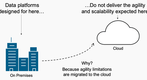 In the Cloud, Architecture Matters