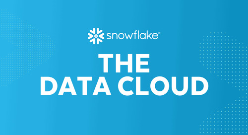 How to Build Data Apps And Data Products With Snowflake
