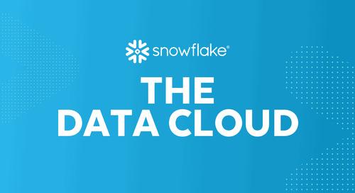 Snowflake Achieves First Cloud Data Management Capabilities (CDMC) Assessment