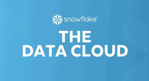 Combining Your Data Warehouse and Data Lake in the Cloud: Snowflake Alongside Your Existing Data Lake – EMEA – 21-09-2021
