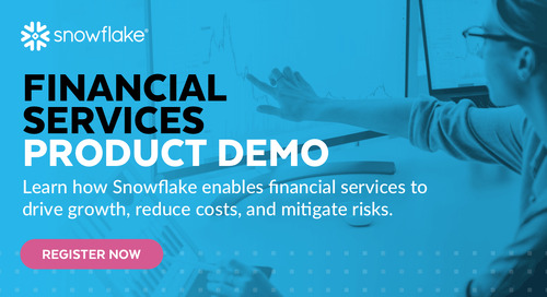 Financial Services Product Demo – APAC