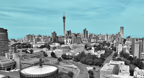 Hello South Africa!