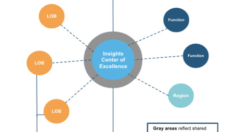 An Analytics Center of Excellence Requires the Whole Enterprise