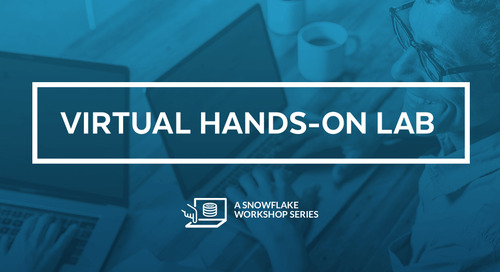 Virtual Hands-On Lab: Accelerating Machine Learning with Snowflake and H2O.ai – EMEA
