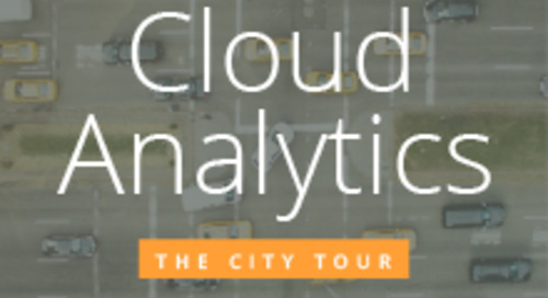 Cloud Analytics: Sharing Information, Insights and Innovations