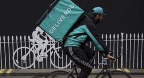 Deliveroo Delivers with Real-time Data