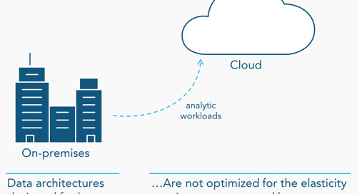 Why You Need a Cloud Data Warehouse