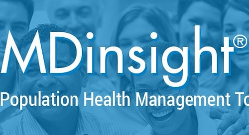 SPH Analytics Population Health Tool Boosts PCMH Auto-Credit Points