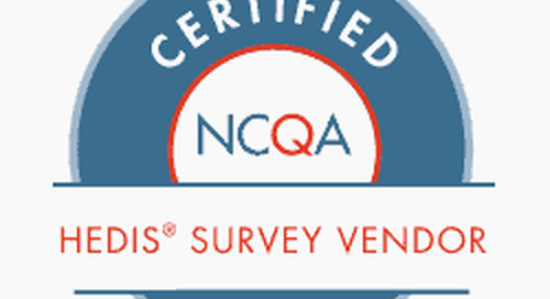 94% of NCQA Best-Rated Health Insurance Plans Partner with SPH Analytics