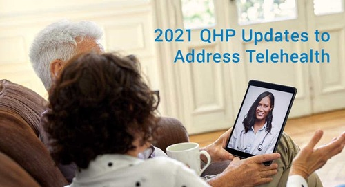 QHP Enrollee Survey: Proposed 2021 Survey Tool Updates to Address Telehealth
