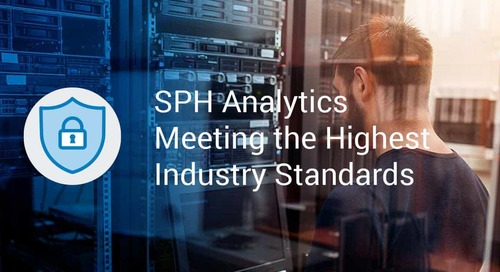 SPH Analytics Achieves HITRUST CSF® Certification, Meeting the Highest Industry Standards for Healthcare Information Security