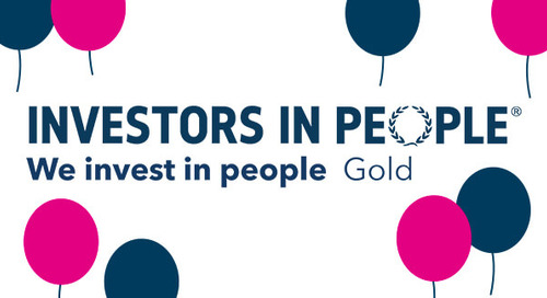 SSP receives We invest in people Gold Accreditation