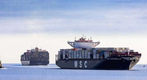 MSC will not use the Northern Sea Route, citing environmental impact - Supply Chain Dive
