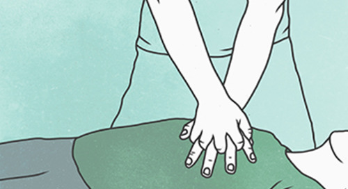 Anyone can save a life with hands-only CPR