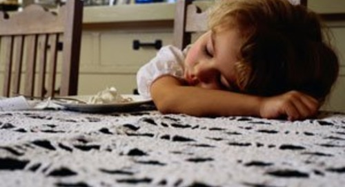 Don't let the end of daylight saving time disrupt your child's sleep