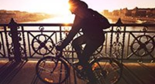 For healthy joints, choose cycling