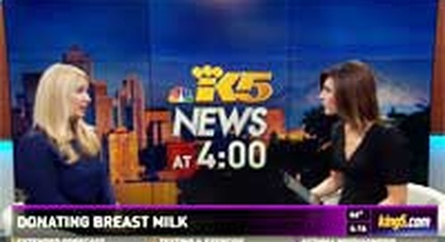 Could you be a breast milk donor?
