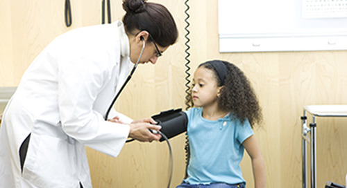 Kids can have high blood pressure, too
