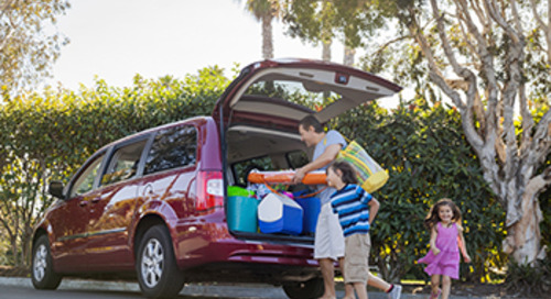 4 ways to stay healthy on road trips