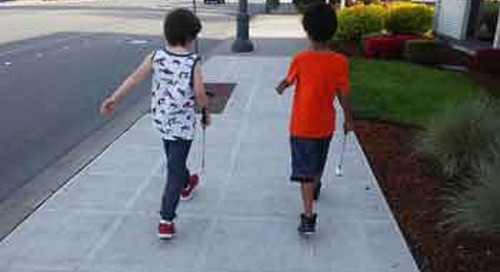 Equip your child for a lifetime of physical activity