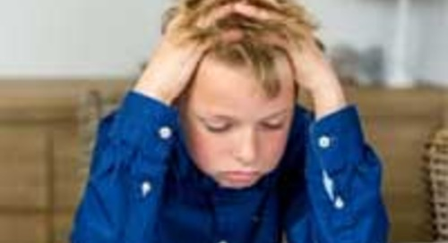 How to help your child deal with stress