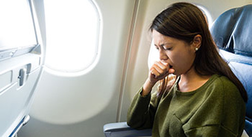 Can you catch tuberculosis on an airplane? Answers to common TB questions