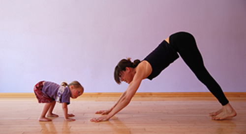 Staying fit with your toddler