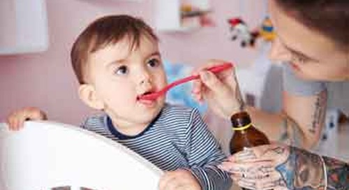 8 tips for helping your child take medicine