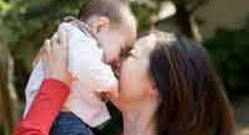 Mom's bacteria could prevent allergies in kids
