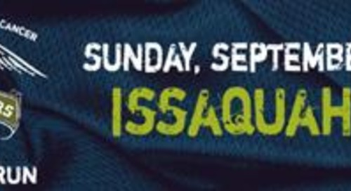Issaquah Run Benefits Swedish Cancer Institute In Issaquah: Join Team Swedish Issaquah
